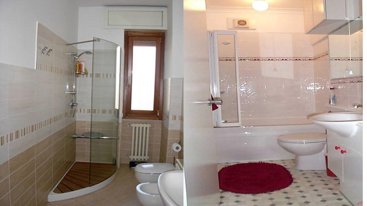 صورة حمامك صغير تفضلي افكار لتزيينه 1062 4