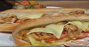 سندويتشات ستيك فيلادلفيا بالجبن روعة والطعم خيال Philly Cheese Steak Sandwiches