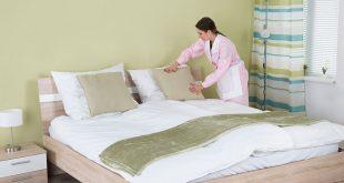كيف انظف مرتبة السرير من البول اكرمكم الله