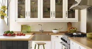 تنظيمي و لمساتي في مطبخي الصغيرون