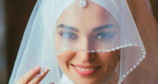 طريقة عمل طرحة العروس
