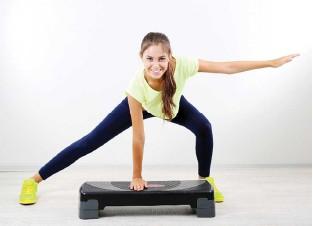 وضعت درس التمارين الرياضية بمجهودى الخاص و من تجربتي بالنادى 2