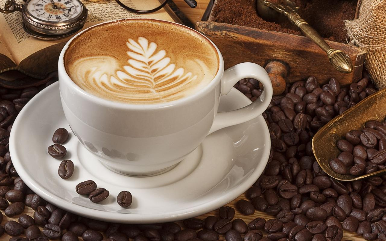 القهوة الفرنسية لعيون الي اطلبوها بالصور