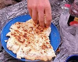 الخبز الهندي مع الصلصة الشهية امم بالصور خطوة خطوة
