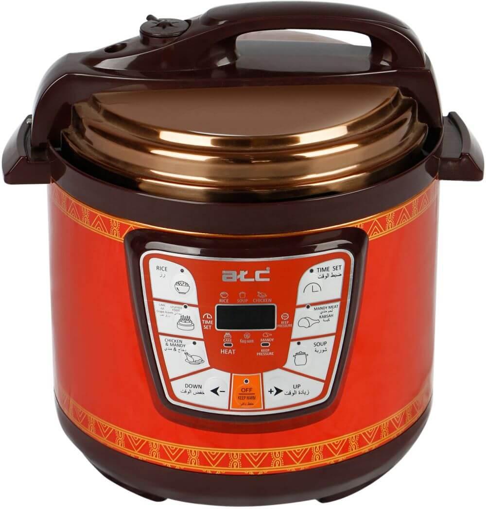 اروع قدر ضغط كهربائي: مقارنة بين 8 نوعيات من قدر الضغط الكهربائى  اروع سلعة