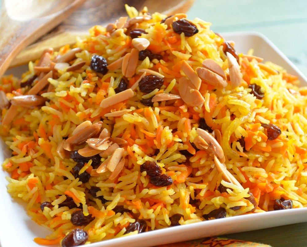 كيفية عمل الأرز البخارى الأبيض و بالدجاج و الجزر
