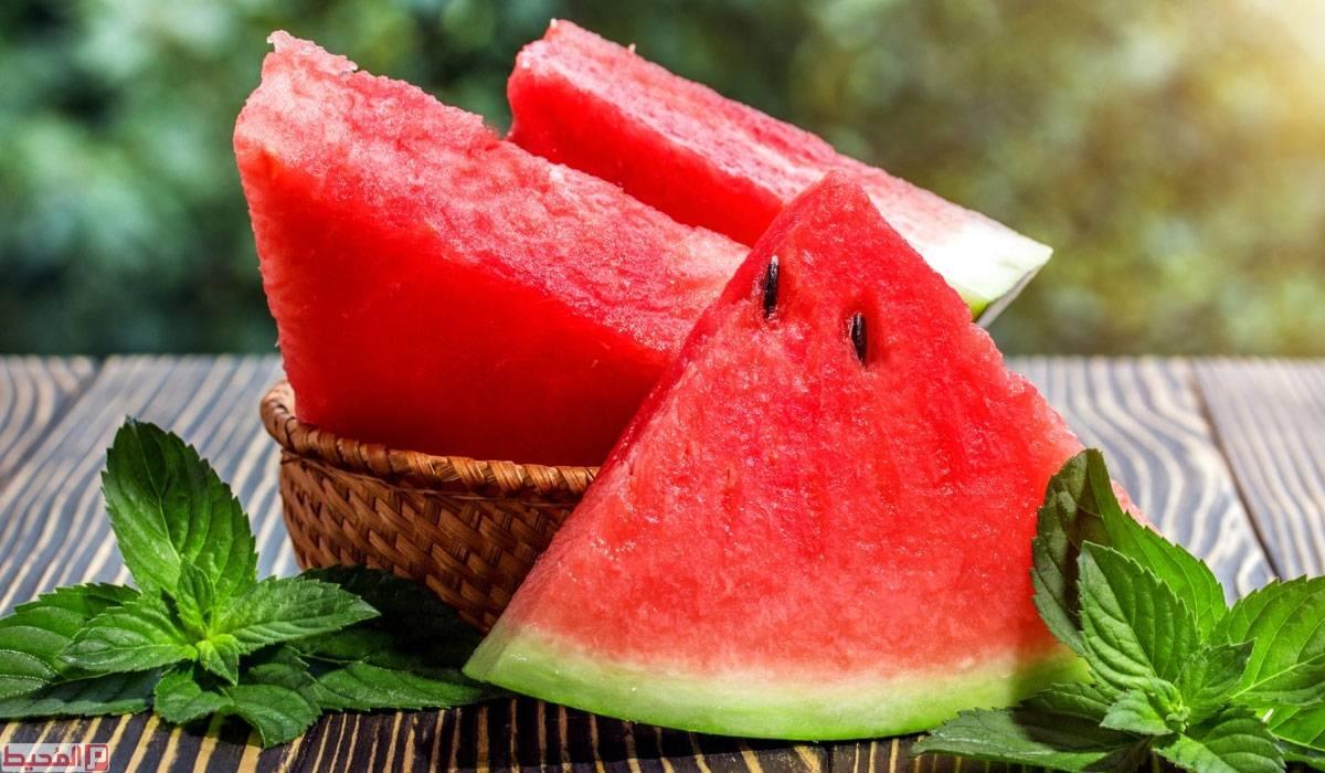 رجيم البطيخ للتخلص من الوزن الزائد  موقع المحيط