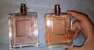 كيف تعرف العطر الأصلي من التقليد Chanel Coco mademoiselle fake vs original  - YouTube