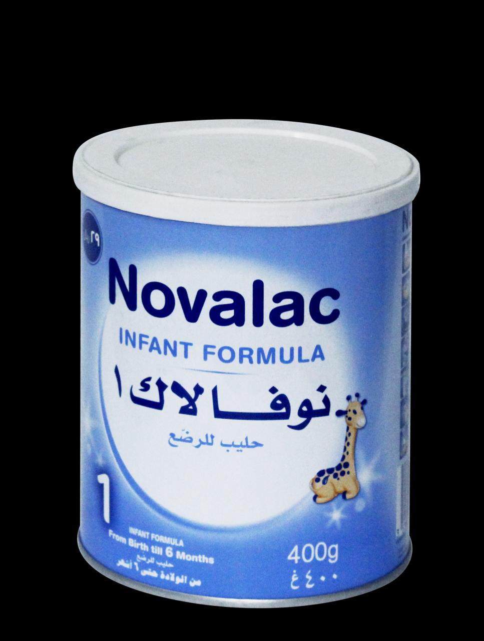 حليب نوفالاك رقم 1 400جم AlHafeez Market