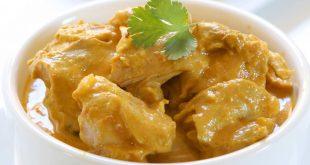 دجاج هندي بالكريمة في 25 دقيقة - وصفة 2020