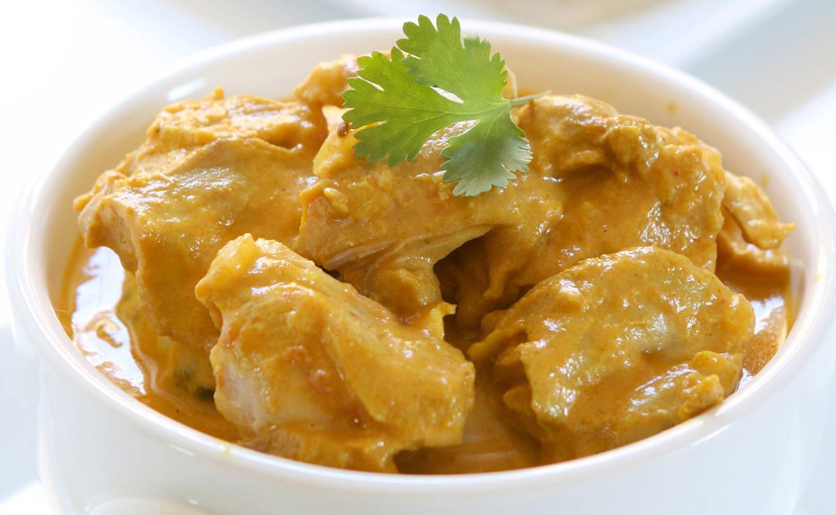 دجاج هندي بالكريمه ف25 دقيقه  و صفه 2021