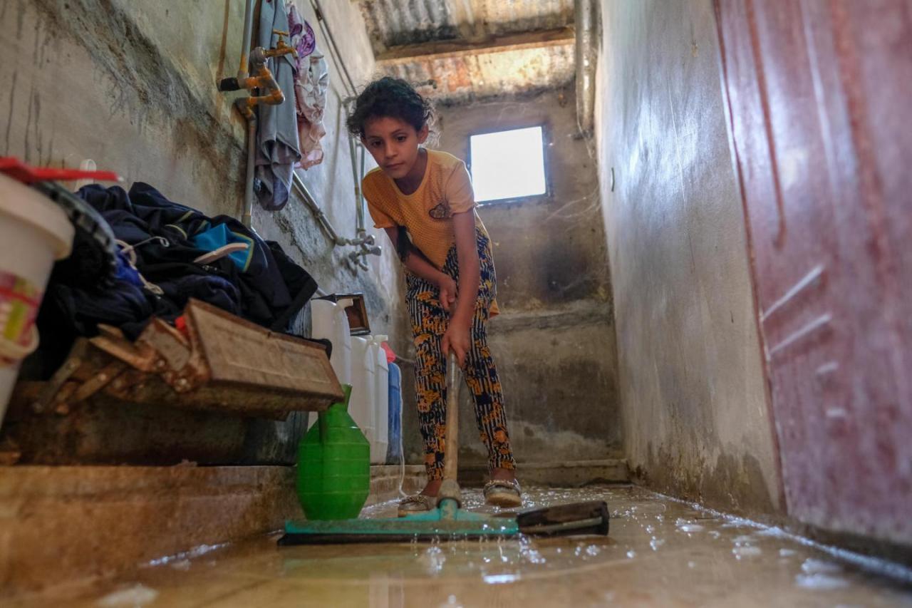 إرشادات للنظافه و التنظيف لمساعدتك على ابعاد فيروس كورونا كوفيد-19 عن  منزلك | UNICEF الشرق الأوسط و شمال افريقيا