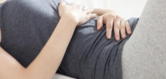 علامة الحمل قبل الدورة باسبوع عن تجربة