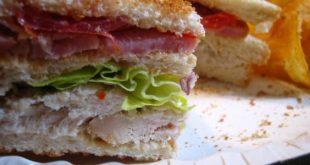 كلوب ساندوتش الطعم واو خيال من مطبخي وبصور حياكم