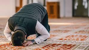 علامة الصلاة اللي في الجبهه خلطة لازالته