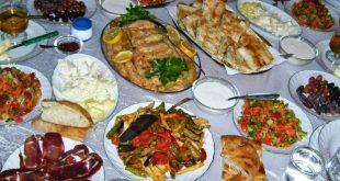 سفرة رمضان ملف شامل لجميع طبخات رمضان
