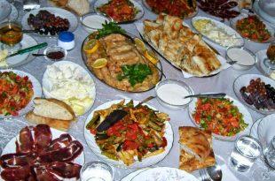 صورة سفرة رمضان ملف شامل لجميع طبخات رمضان 1197 1 310x205