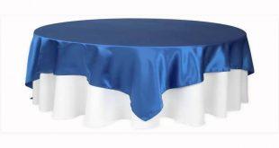 تفصيل مفارش طاولات الزواج عروس تحب التوفير